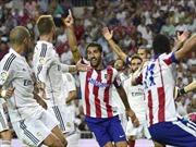 Atletico cầm hòa trên sân Real Madrid