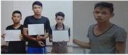 Khởi tố 4 tên cướp đêm manh động tại Hà Nội