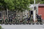 Trung Quốc tử hình 8 kẻ khủng bố ở Tân Cương