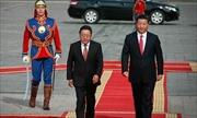 Chuyến thăm 'điểm huyệt' Mông Cổ của ông Tập Cận Bình