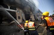 Thủ tướng Israel giục cư dân Gaza sơ tán