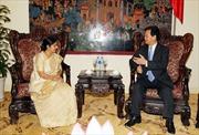 Chính phủ mới của Ấn Độ coi trọng hợp tác với Việt Nam