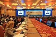 Việt Nam trình bày tham luận tại Hội nghị bộ trưởng APEC