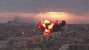 Chiến đấu cơ rơi trúng khu dân cư ở Libya