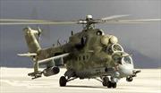 Trực thăng Nga diễn tập chống ngầm ở biển Baltic
