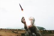 Triều Tiên phóng 3 tên lửa tầm ngắn