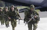 NATO rầm rộ tập trận sau hội nghị thượng đỉnh
