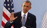 Tổng thống Mỹ lên chiến lược đối phó IS