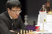 Lê Quang Liêm vô địch giải cờ nhanh Đại học Webster