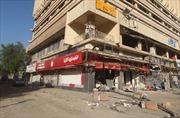 IS nã pháo gần thủ đô Iraq