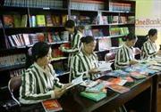 Thư viện dành cho phạm nhân