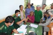 Bộ đội biên phòng chung sức xây dựng nông thôn mới