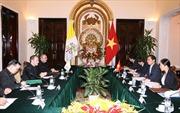 Thông cáo chung Nhóm Công tác Hỗn hợp Việt Nam- Tòa thánh