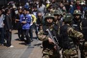 Trung Quốc xử vụ khủng bố đẫm máu nhà ga Côn Minh