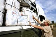 Đoàn xe viện trợ thứ 2 của Nga vào Ukraine