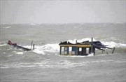 Chìm tàu cá, 1 thuyền viên mất tích