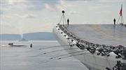 Hạm đội Biển Bắc Nga phóng 5 tên lửa hành trình
