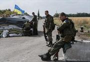 Ukraine lo lệnh ngừng bắn bị phá vỡ