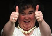 """Nữ ca sĩ Susan Boyle nói """"Không"""" với Scotland độc lập"""