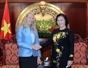 Việt Nam coi trọng và tăng cường hợp tác với Na Uy