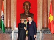 Thông cáo chung Việt Nam-Ấn Độ