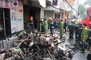 Hỏa hoạn trong đêm, 7 người thiệt mạng