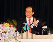 Thủ tướng dự Lễ khai giảng tại Học viện Quốc phòng