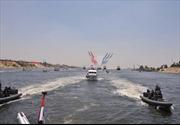 Ai Cập huy động 8 tỷ USD xây dựng kênh đào Suez mới