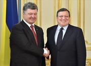 Quốc hội Ukraine phê chuẩn thỏa thuận liên kết với EU