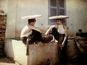 Bộ ảnh màu tuyệt đẹp về Hà Nội cách đây 100 năm