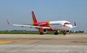 Tàu bay mới Vietjet đã về đến Tân Sơn Nhất