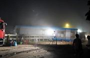 Vụ lật tàu hoả tại Nam Định: Lái xe container phạm luật