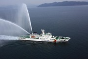 Hàn Quốc bắn cảnh cáo tàu Triều Tiên xâm phạm lãnh hải