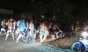 Vụ học viên cai nghiện bỏ trại: Gần một nửa đã quay về