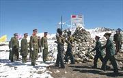 Binh sĩ Trung Quốc quay trở lại khu vực Chumar của Ấn Độ