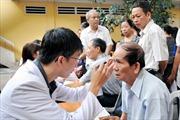 Khám, phát thuốc miễn phí cho 1.000 người cao tuổi