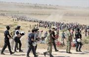45.000 người Syria vào Thổ Nhĩ Kỳ tránh IS