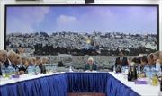 Đàm phán Israel-Palestine nối lại ngày 24/9