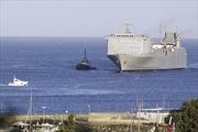 Mỹ quan ngại các vụ tấn công bằng khí clo tại Syria