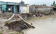 Ban bố tình trạng khẩn cấp sạt lở sông Kênh Xáng Tân An