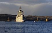Hạm đội Phương Bắc-Nga tập trận tại Bắc cực