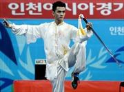 ASIAD 17: Nguyễn Thanh Tùng đoạt huy chương đồng Wushu
