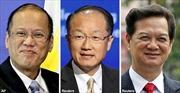 Thủ tướng đồng tác giả bài viết với Chủ tịch WB và Tổng thống Philippines