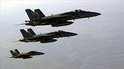Liên quân mở đợt không kích mới ở Syria