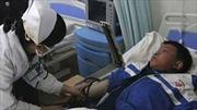 Giẫm đạp tại trường tiểu học Trung Quốc, hơn 30 người thương vong