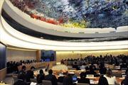 Hội đồng Nhân quyền LHQ bế mạc Khóa họp thường kỳ