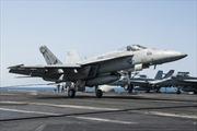 Mỹ mở đợt không kích mới ở Syria