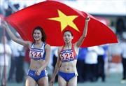 ASIAD 17: Điền kinh Việt Nam giành 3 suất vào chung kết