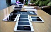 Tạm giữ lô hàng 20 chiếc Iphone 6 lậu