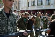 Chính phủ Ukraine và phe ly khai trao đổi tù nhân